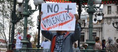 Exigen ciudadanos a la autoridad actuar contra la violencia