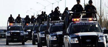 Llegaron a la ciudad de Chihuahua un total de 261 agentes de la PF