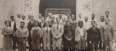 """Leonardo """"Nayo"""" Revilla, Deportista Maestro y Chihuahuense Ejemplar"""