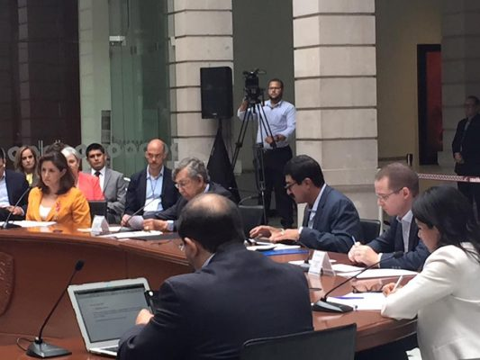 ENVIVO: Mesa de Dialogo con líderes de opinión en la Casa Chihuahua