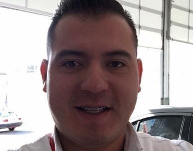 Solicitan apoyo económico para el joven Carlos Aguilar Cázares