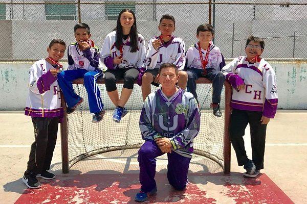 Equipo de hockey suma su tercer medalla en campeonatos nacionales