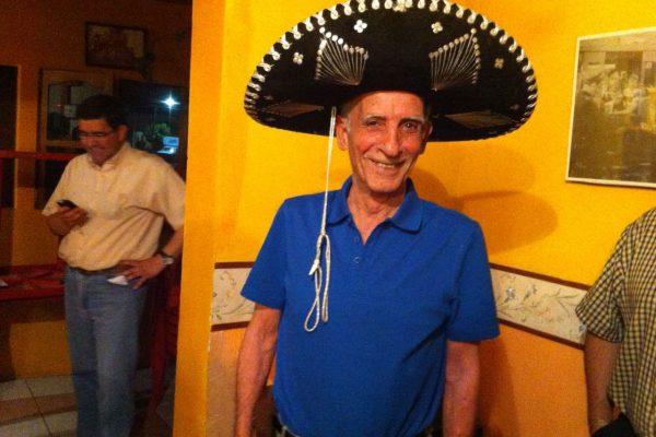 Falleció el padre Tomás Redondo a los 83 años
