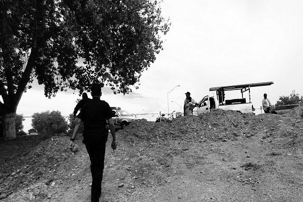 Habilitan albergues en Meoqui tras derrame
