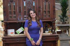 Se casa Ana Elisa Vargas