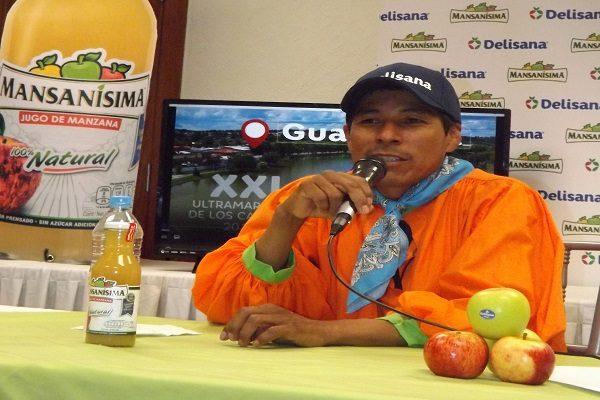 El ultramaratonista Silvino Cubésare será apoyado por Grupo La Norteñita