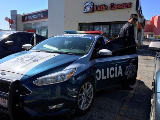 Durante la madrugada roban pizzería en Plaza Saucito; se llevan 20 mil pesos