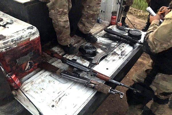 balacera en madera tras la detencin de hombres armados