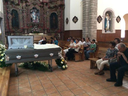 Muere Padre Dominico Tomás Redondo; lo velan en Templo de San Francisco