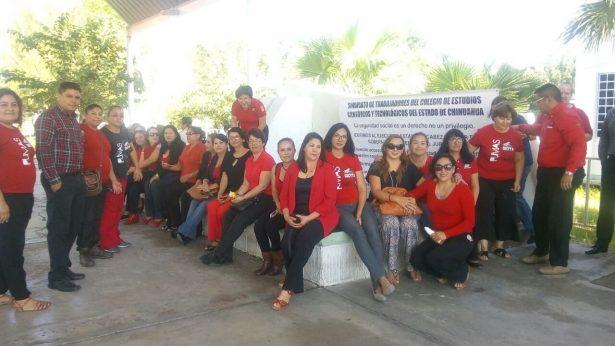 Inicia ciclo escolar Cecytech con paro de labores en cinco municipios