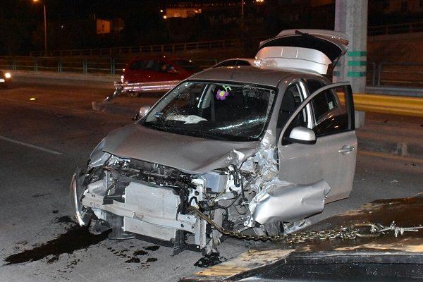 Accidente en la Cantera deja a dos mujeres gravemente heridas