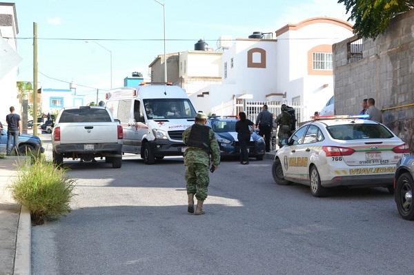 Identifican a las mujeres baleadas esta tarde en la colonia Los Arroyos