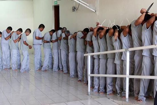 Reincidentes el 27.2 por ciento de los detenidos en los ceresos