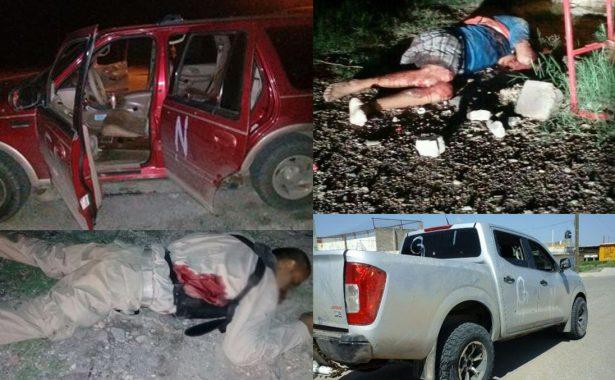 Fueron siete personas abatidas en Jiménez; tres más lesionadas de bala