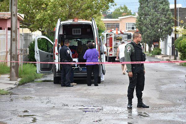 Moviliza a Bomberos y Policía Municipal flamazo de tanque estacionario de 300 kilos