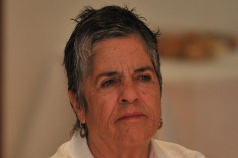 María Teresa Guerrero, comisionada de los pueblos indígenas