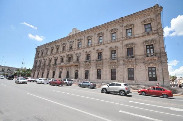 Palacio de Gobierno dañado por remodelaciones