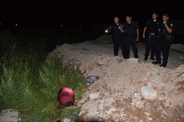 Encuentran torso de un hombre en la Avenida Prieto Luján