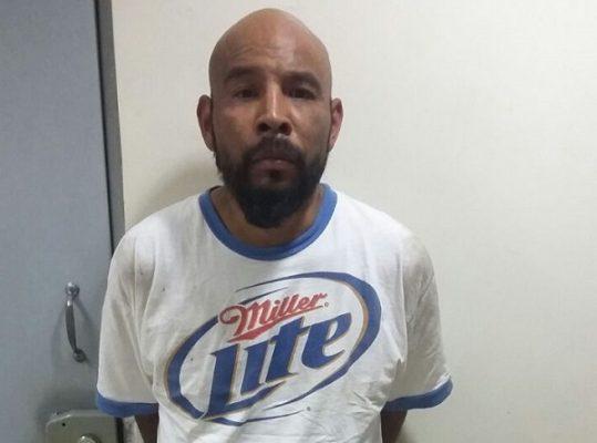 """Gracias a denuncia anónima arrestan al """"Tupac"""""""