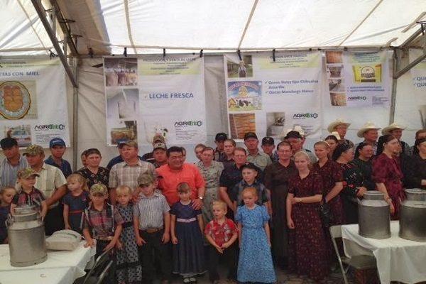 Dejará Expo Feria Menonita derrama de más de 25 mdp