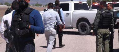 Asesinan a dos hombres a balazos por el campo menonita 106