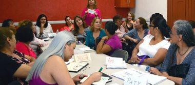Cuenta Instituto Municipal de las Mujeres con red de 27 voluntarias