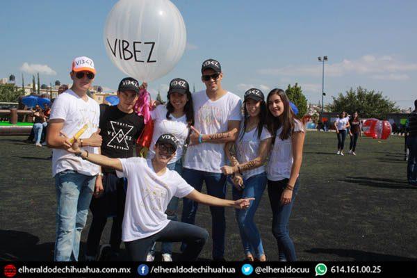 -En el Colegio de Chihuahua- VIBEZ, NUEVA SOCIEDAD DE ALUMNOS