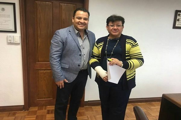 Gestiona diputado recursos para rehabilitar avenida de Las Moras