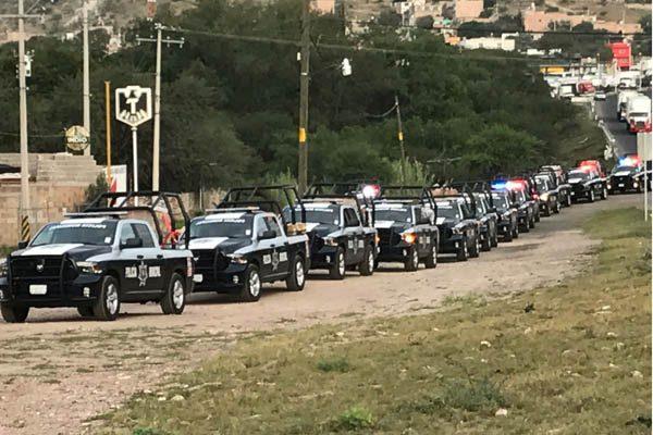 Brigada de apoyo chihuahuense se divide a Morelos y CDMX