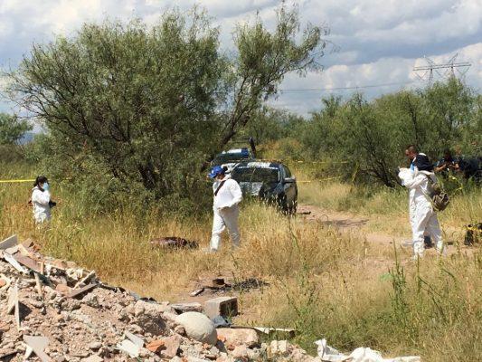 Dejan hombre asesinado y calcinado en la rúa a Ciudad Juárez