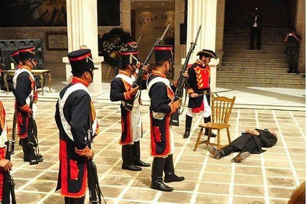 Pasó de verdugo a admirador de Miguel Hidalgo