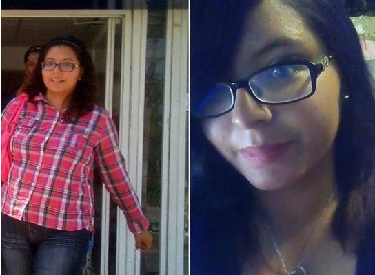 Piden ayuda para encontrar hija de Policía Municipal desaparecida ayer