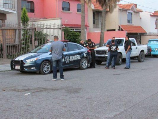 Ladrones se llevaron más de 300 mil pesos en la colonia Campanario