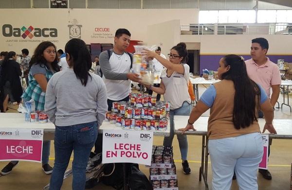 Estudiantes de la UACh se suman a brigadas de apoyo en Oaxaca