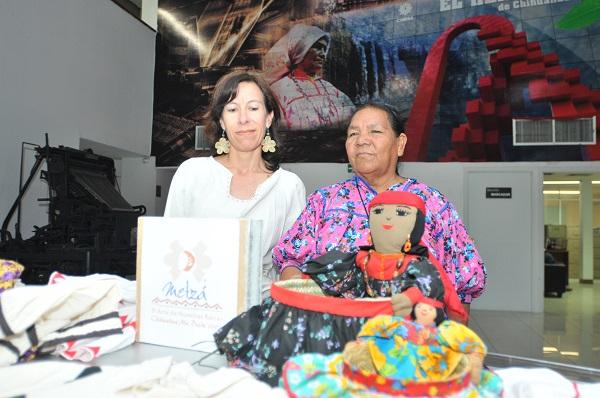 Confeccionan ropa con bordados rarámuris: talento artesanal y moda en conjunto