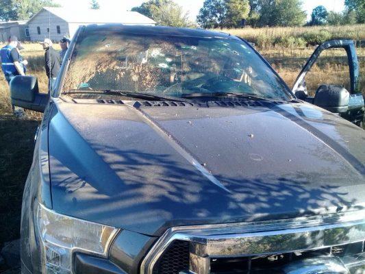 Asesinan a tres menonitas a balazos en la carretera a Rubio