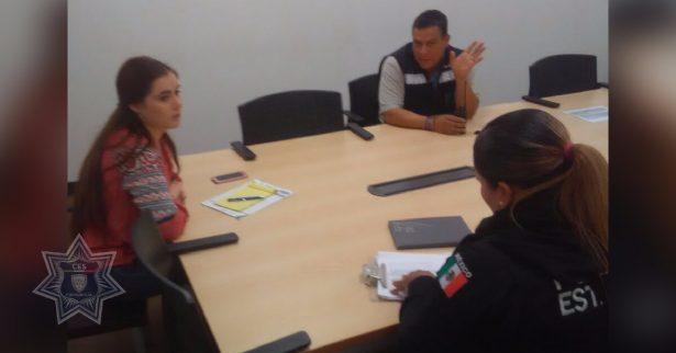 Agentes de la CES reforzaran estrategias para prevenir el robo de aguinaldos a empleados de maquiladoras