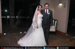 Lilia Villegas y Alan Alcántar CELEBRARON SU ENLACE