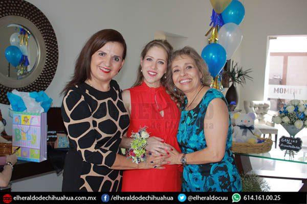 Gloria Vázquez Silva Será Mamá