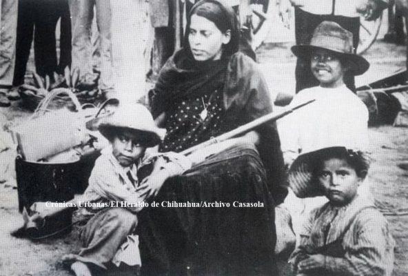 Crónicas Urbanas: Las Calamidades y Curiosidades de la Revolución en Chihuahua