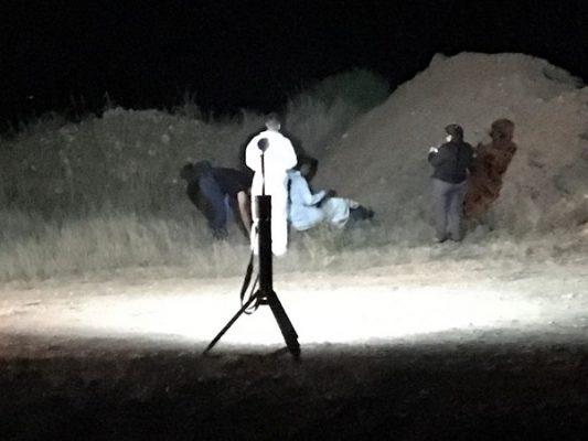 Encuentran cuerpo de hombre putrefacto rumbo a Aldama