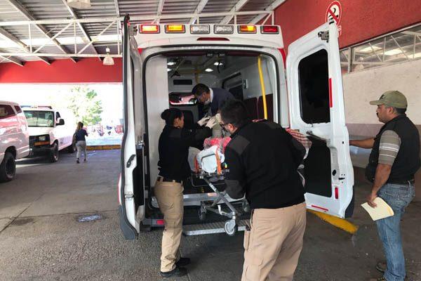 Identifican a joven que llegó herido de bala al aeropuerto