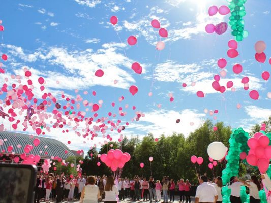 IMSS Chihuahua reitera su compromiso en la lucha contra el cáncer de mama