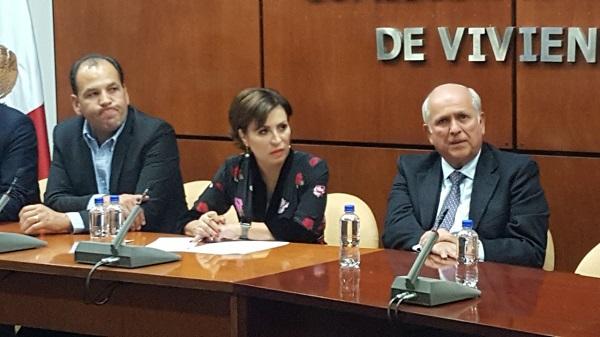 Escucha Rosario Robles peticiones de Presidentes Municipales