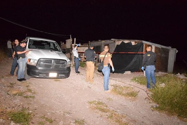 Encuentran cuerpo putrefacto al interior de jacal en la Cerro Prieto