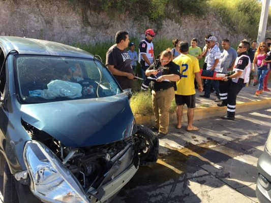 Fallecen 53 personas en accidentes vehiculares en 10 meses de 2017