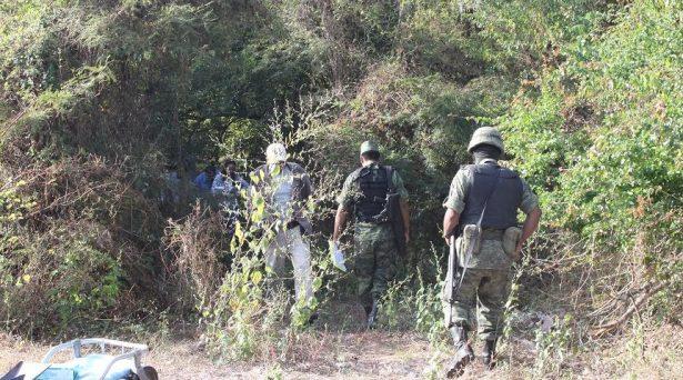 Identifican a los 8 muertos en Uruachi; son de Sinaloa, Durango y Chihuahua