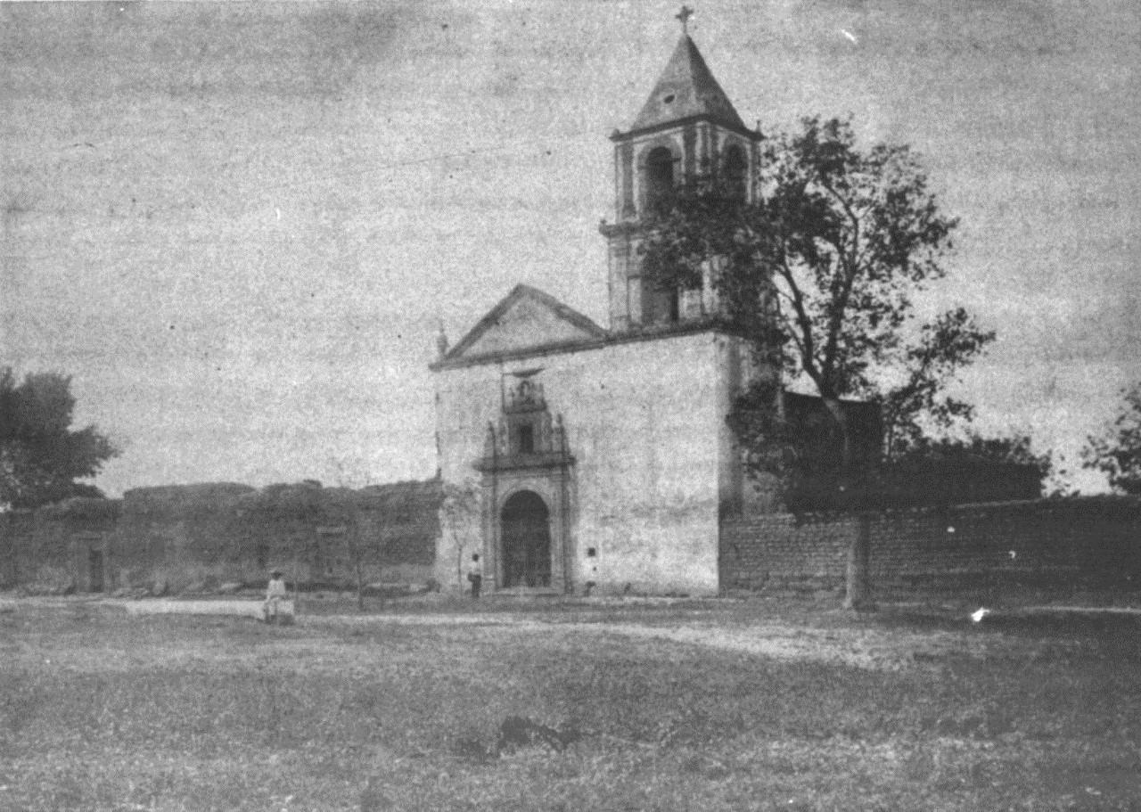 Crónicas Urbanas: El Antiguo Templo de Santa Rita de Casia