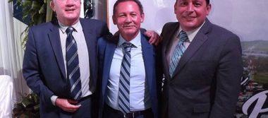 Reconoce diputado labor de presidentes seccionales de Cuauhtémoc