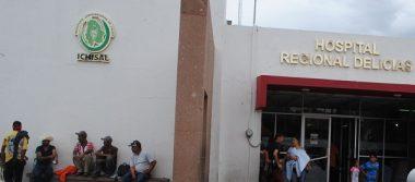 Podrían llegar nuevos residentes al Hospital Regional de Delicias